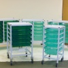 Gratnells Hospital Trolleys