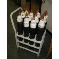 Hospital  Medical Gas Cylinder Trolleys