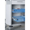Care Trolley with pull out trays