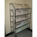 Prosthesis Storage Trolley